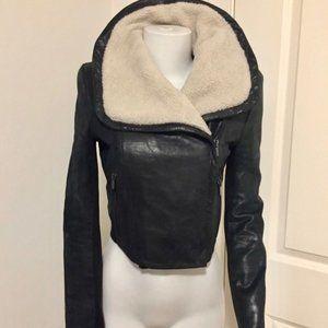 100% Lamb Leather Jacket